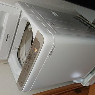 パナソニック洗濯機 6kg NA-F60B10 2017年製 1...