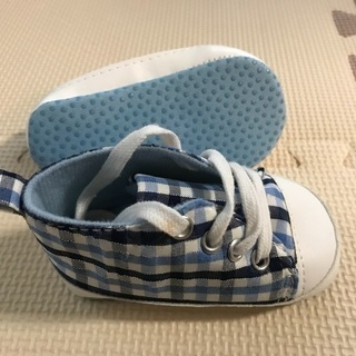 未使用の靴  12cm