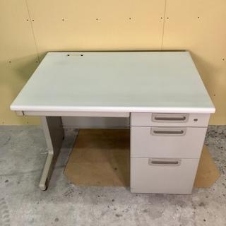 MS340 オフィス机 OAデスク 片袖 事務机 事務、店舗用品 家具
