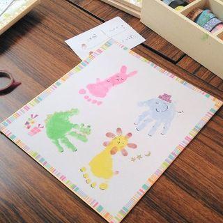手形アート【大阪から2駅JR尼崎】7月12日開催 - ものづくり
