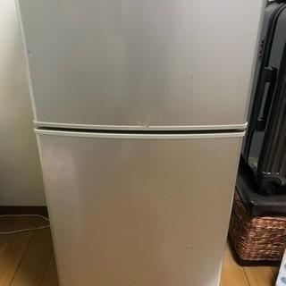 【6/2まで】日立冷蔵庫 80ℓ 2ドア 2003年式 【取りに...