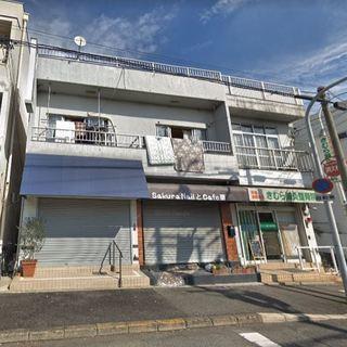 ★貸店舗・事務所★北野田駅5分 2フロア52.8㎡ 自動扉有 トイ...
