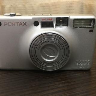 PENTAX フィルムカメラ ESPIO 105SW