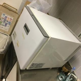 事務所で使ってました  小型冷蔵庫 ジャンク