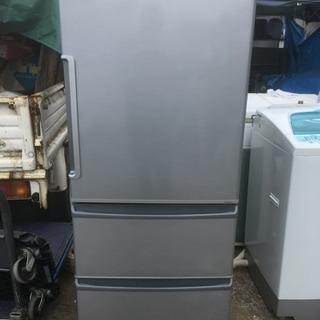 2016年製 3ドア 冷蔵庫 AQR-271E
