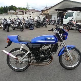 ☆綺麗なヤマハ RZ-50♪