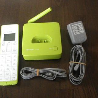 固定回線用コードレス電話機