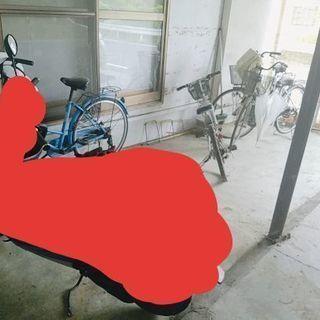 ジャンク品 故障 ママチャリ 自転車