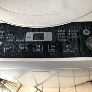 SHARP洗濯機☆3年使用