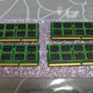 ノートパソコン用メモリ[S.O.DIMM DDR3-8500S ...