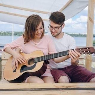 ギター教えます。