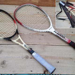 《姫路》YONEX & DUNLOPテニスラケット2本