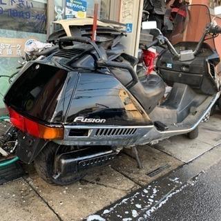 ホンダ フュージョン 250cc 草加市