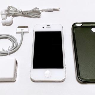 iPhone 4S  16GB ホワイト au