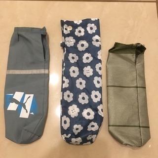 値下げ可能❣️傘カバー、3枚セット