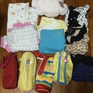 女の子、キッズ子供服、ベビー服、まとめ売り80サイズ前後