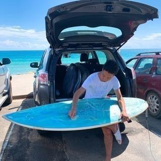 一緒にサーフィンやりたい人募集中です!🏄🏾♂️