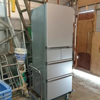サンヨー 400L ノンフロン冷凍冷蔵庫  2010年製 引き取りのみ