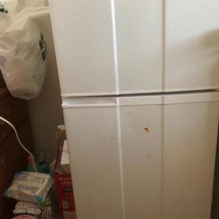 冷蔵庫haierJRN100C 2010年製