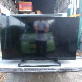 SHARP(シャープ)40型液晶テレビjunk品