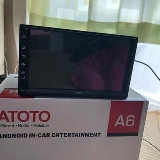 【期間限定値下げ】Androidナビ  ATOTO A6