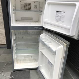 小型冷蔵庫(ジャンク)