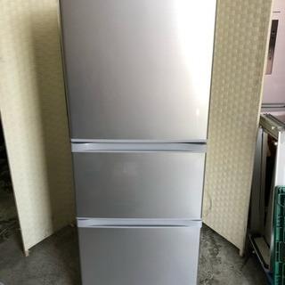 🌈2015年製☝️😊3ドア冷凍冷蔵庫💫