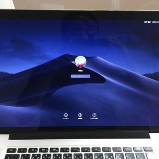 MacBook Pro 15インチ, Retina, Mid20...