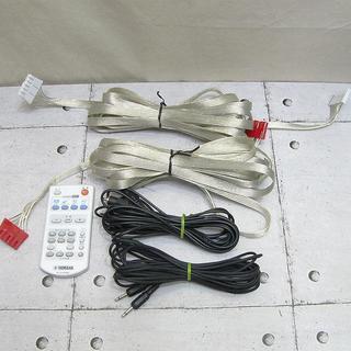 ヤマハ ホームシアターサラウンドスピーカーセット - 家電
