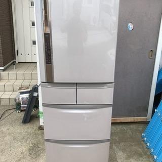 13年製 美品 HITACHI 5ドア冷蔵庫 真空チルドSL 4...