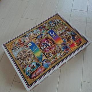 ディズニー1000ピースパズル