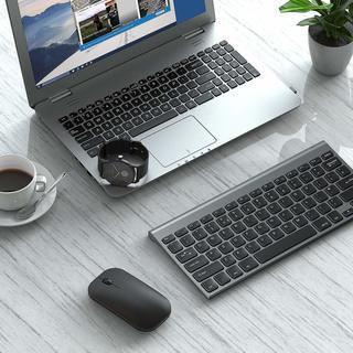 新品未使用 ワイヤレスキーボード マウスセット SEENDA