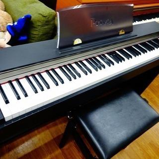 【CASIO】イス付!電子ピアノ売ります!