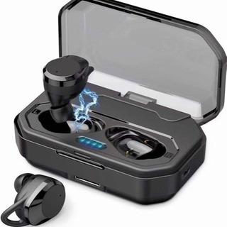 【進化版 3600mAh IPX7完全防水】Bluetooth イ...