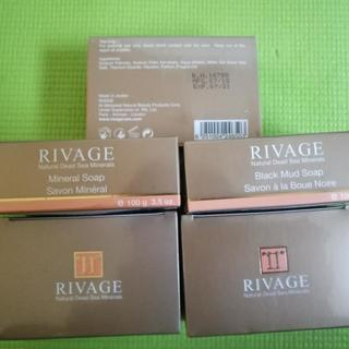 Rivage Mineral soap リバージュ 死海 石鹸