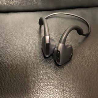 骨伝導 ヘッドホン Bluetooth