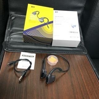 骨伝導 ヘッドホン Bluetooth - 家電