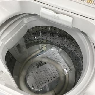 安心の6ヶ月保証付 アクア 洗濯機 - 所沢市