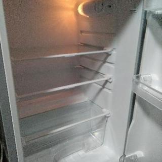 冷蔵庫 SHARP 118L - 品川区