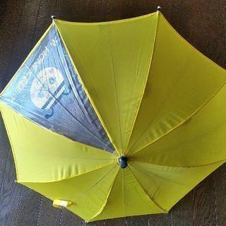 ☔  傘② ハチの絵柄 かわいい