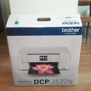 新品未使用 brother インクジェットプリンター