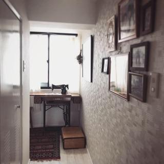 かご編み・洋裁 教室(お子様連れオッケーです)