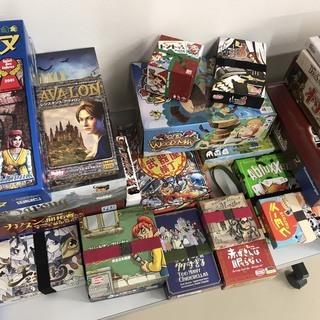 ★6/16日開催★ボードゲームで一緒に遊びましょ~!千葉県松戸駅