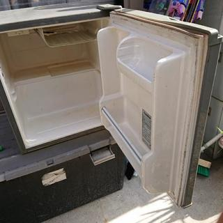 冷蔵庫【ジャンク】 - 家具