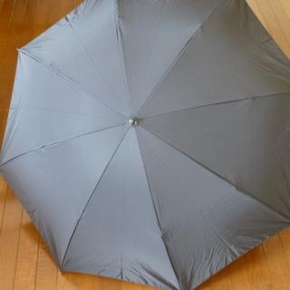 新品・未使用 折りたたみ傘 黒