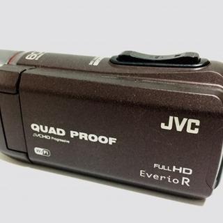 防水ビデオカメラ EverioR