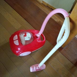 ハローキティちゃんの掃除機