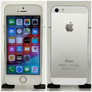 【訳アリ】au版 iPhone5S 64GB シルバー美品