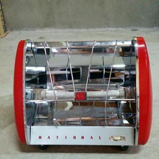 昭和の懐かしい 赤外線ヒーター(ナショナル製)