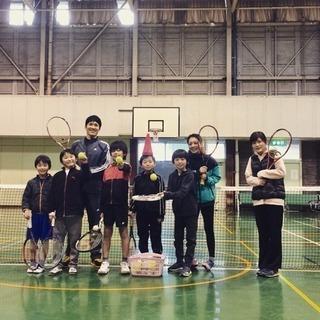5/26(日) 朝のファンテニス@木ノ下公園クレーコート